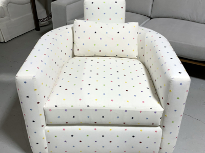 Clarence House Star Chair